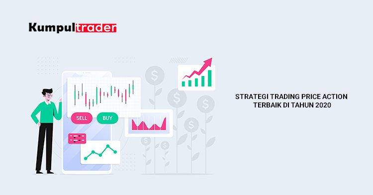 Strategi trading Price Action  terbaik di tahun 2020