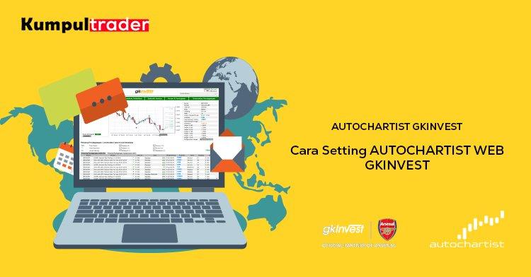 Cara Setting Autochartist web GKInvest
