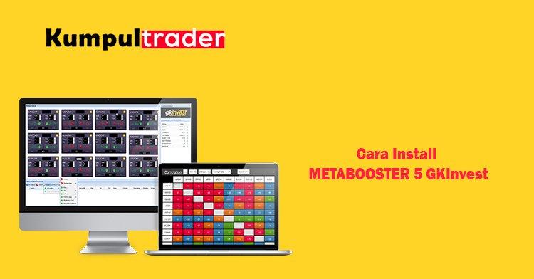 Cara Install Metabooster 5 GKInvest
