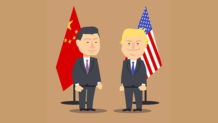 China Trade War : Trump, Complacency Fed Adalah Berita Buruk bagi Dow Jones