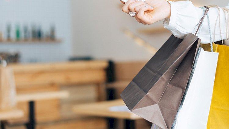 Retail Sales Tiba-tiba Jatuh; Dow Jones Falls